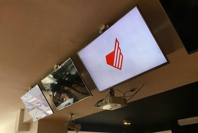 Smart Office System - TVs