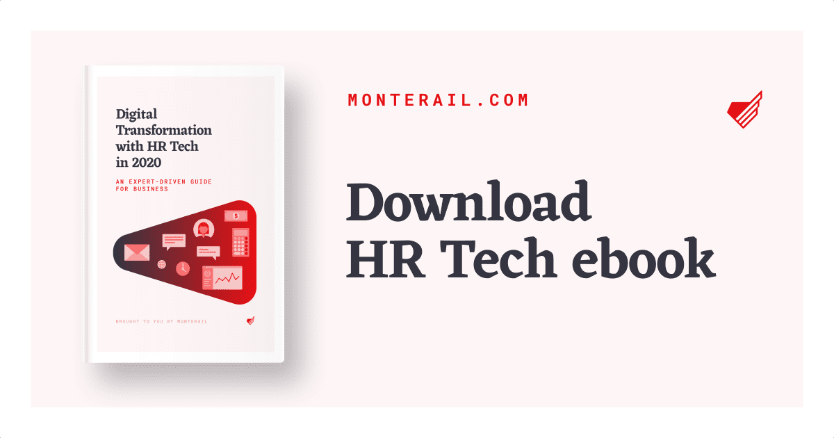 Download HR Tech ebook.