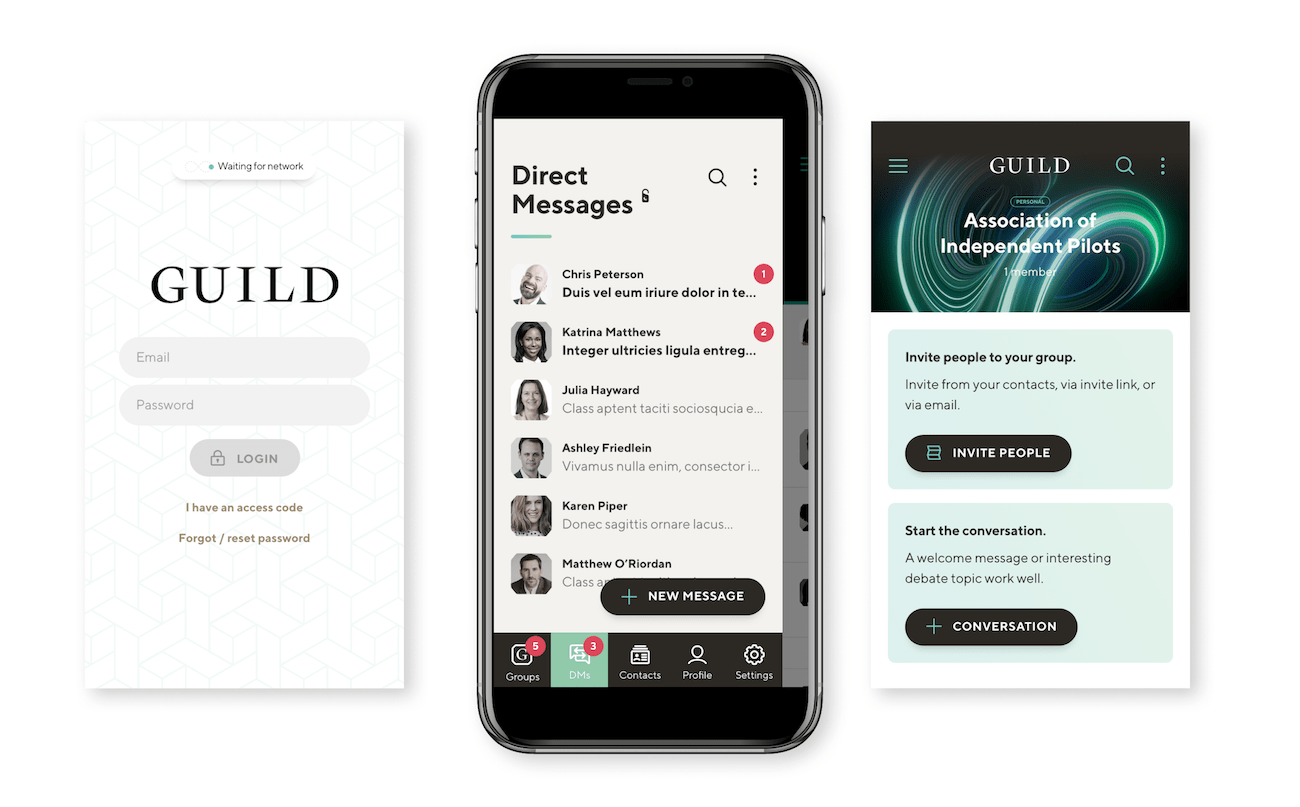 guild-mobile-views
