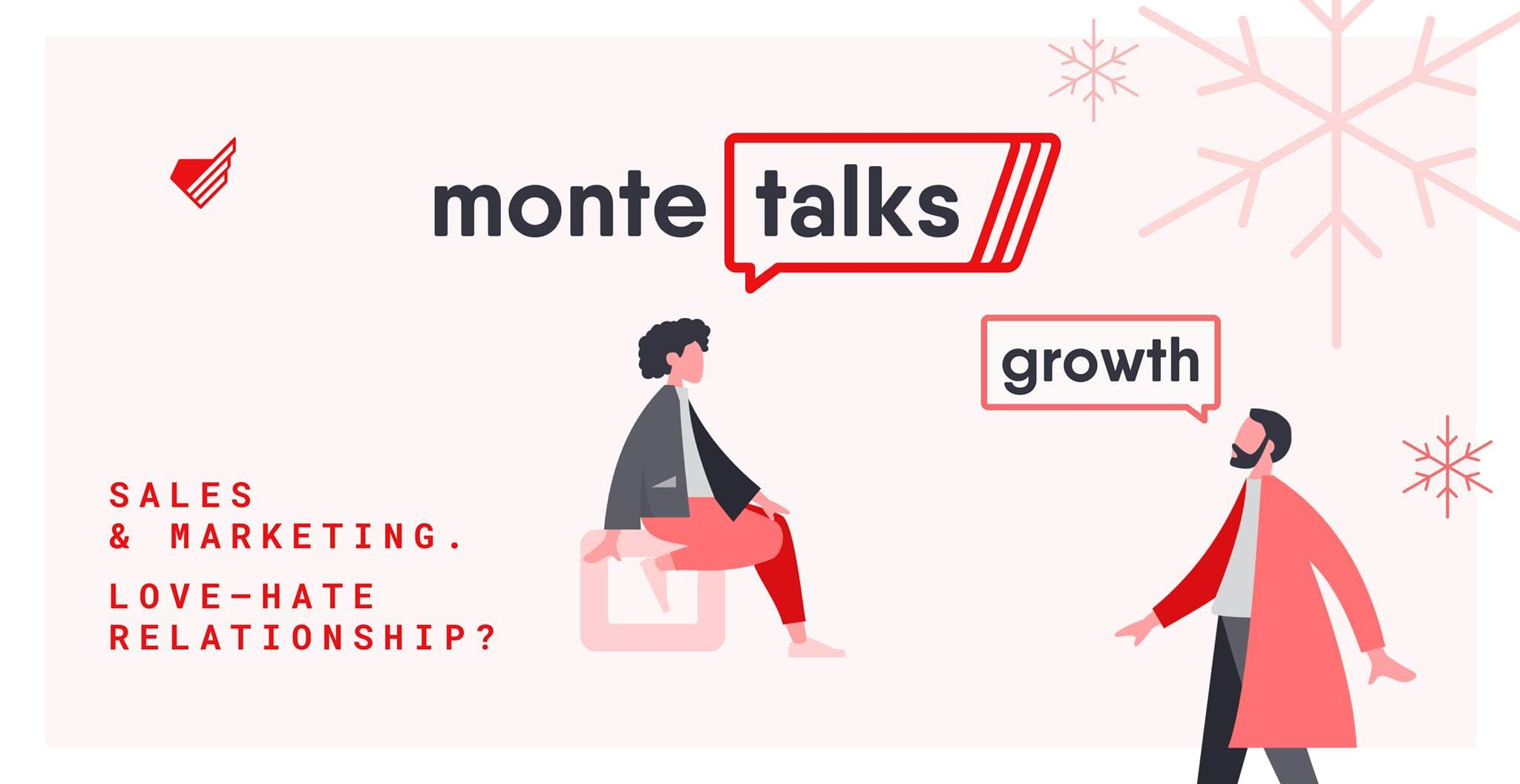 MonteTalks - Growth