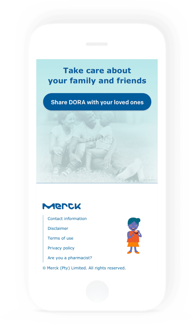 Merck DORA mobile app - Monterail Projects