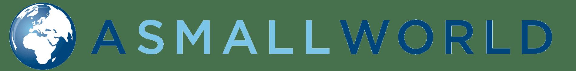 A Small World Logo