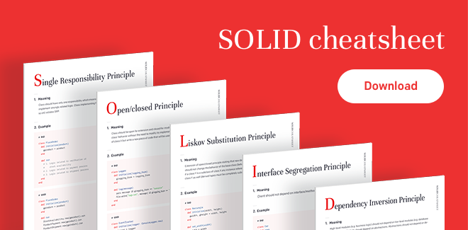 SOLID cheatsheet banner download