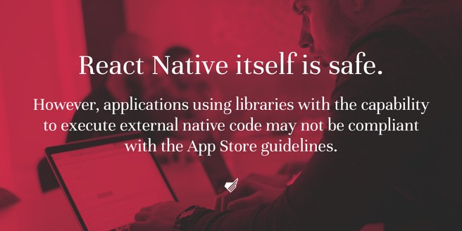 React Native and App Store