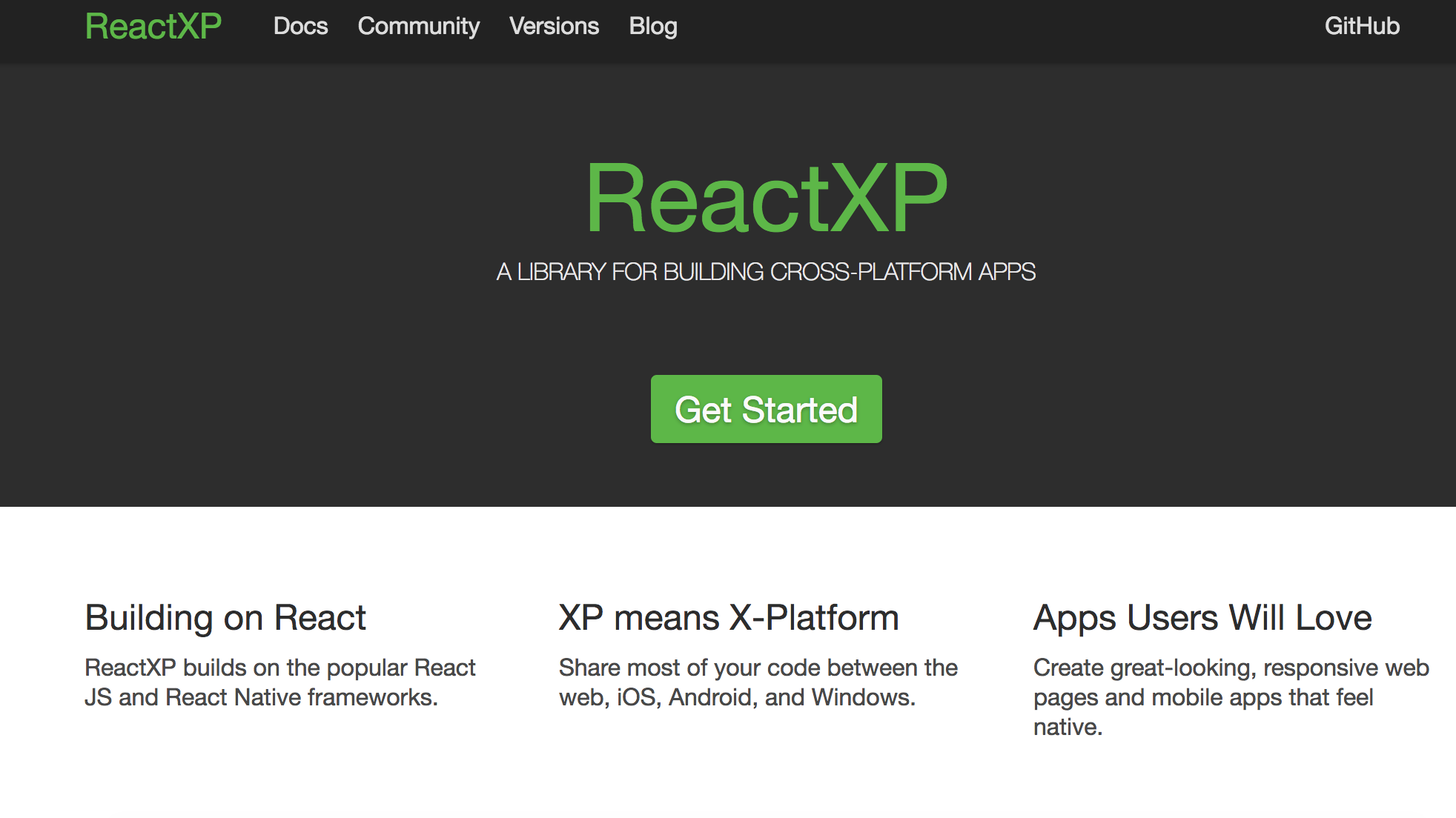 ReactXP and React Native in Practice—How We Got a Web App