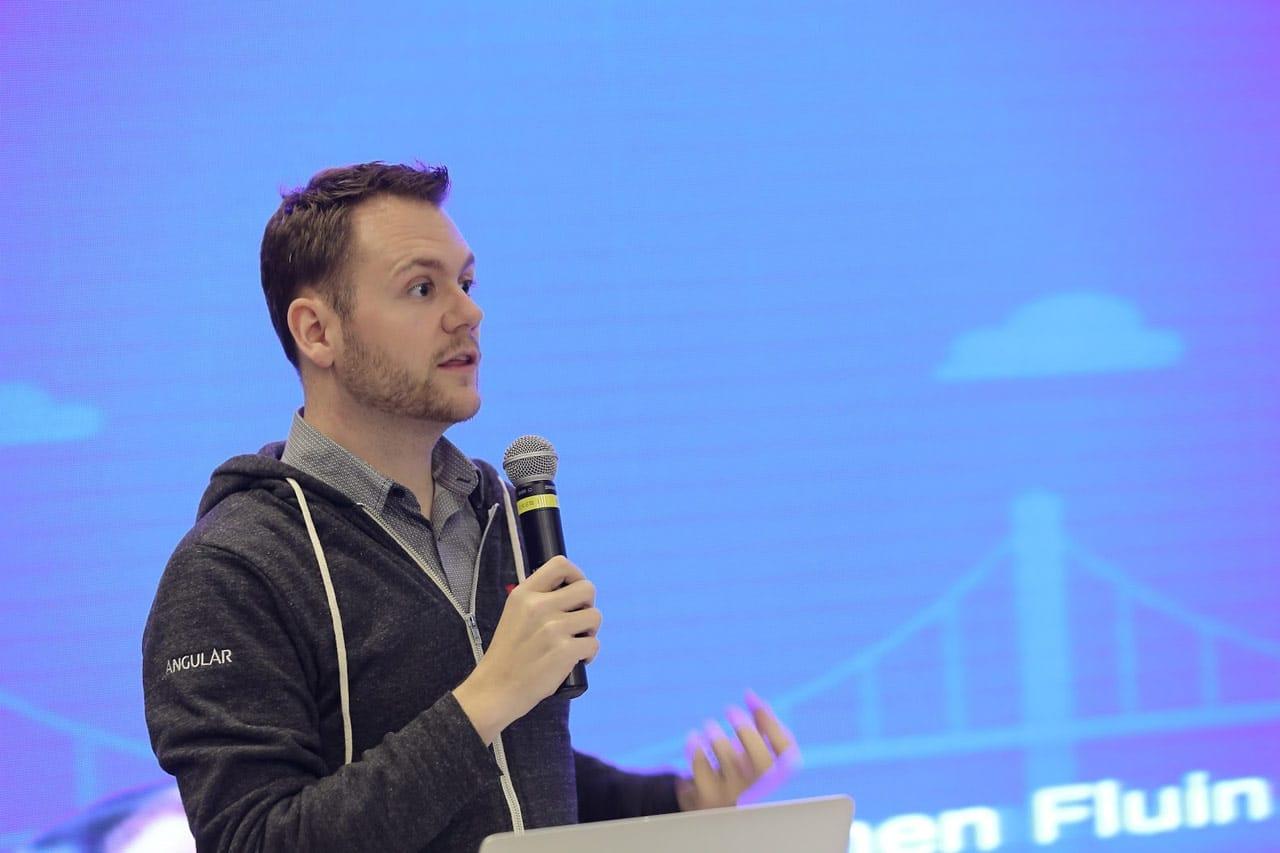 Stephen Fluin—Developer Advocate for Angular at Google