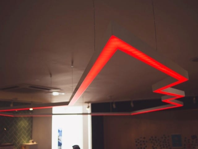 LED lamps - Smart Office System