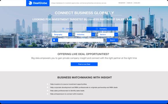 DealGlobe case study