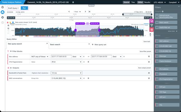 Packet Analyzer Platform case study
