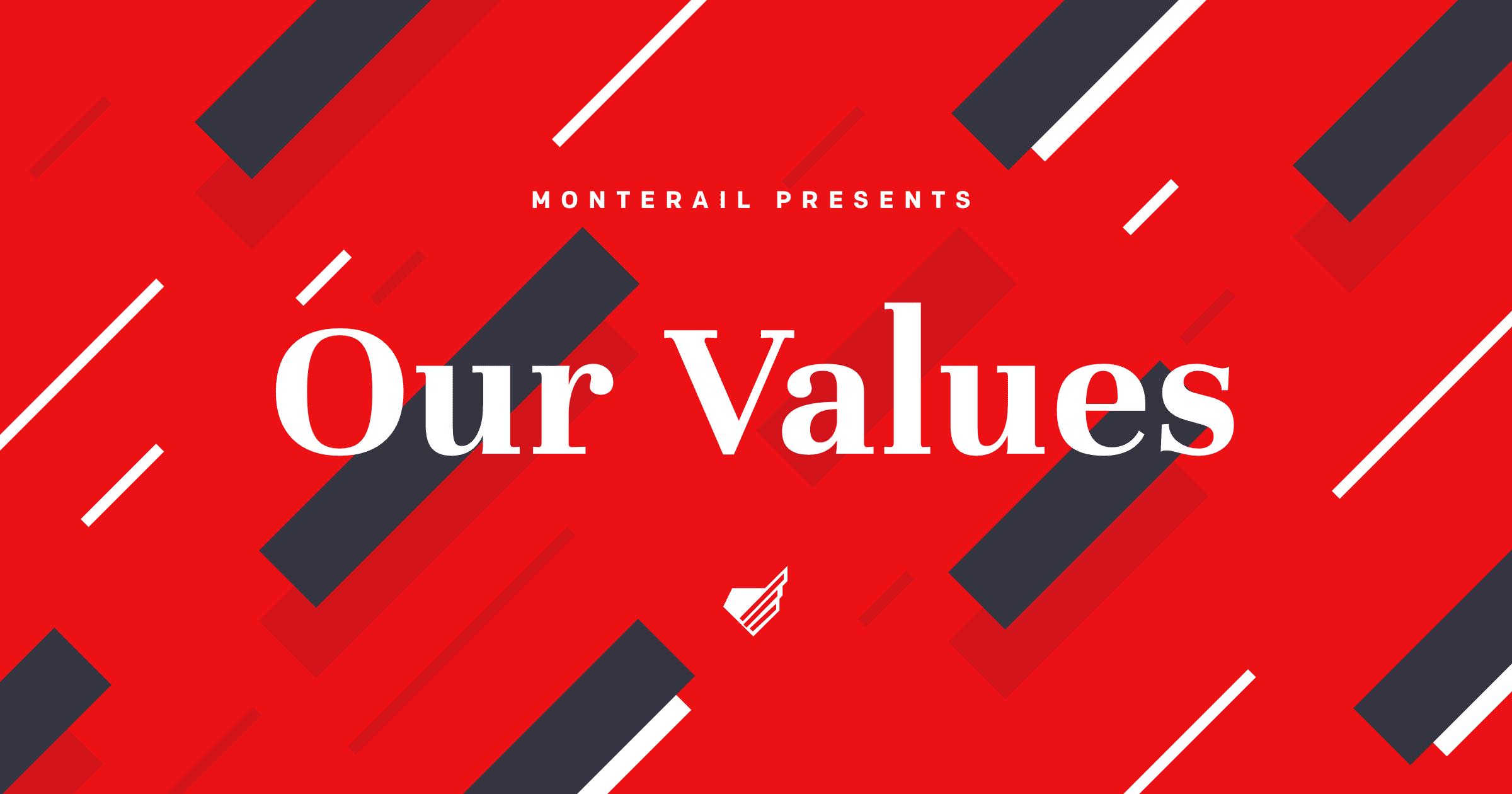 Monterail's Core Values
