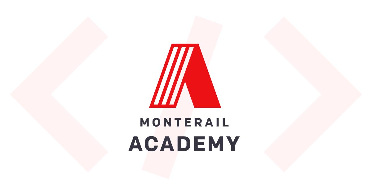 Monterail Academy logo