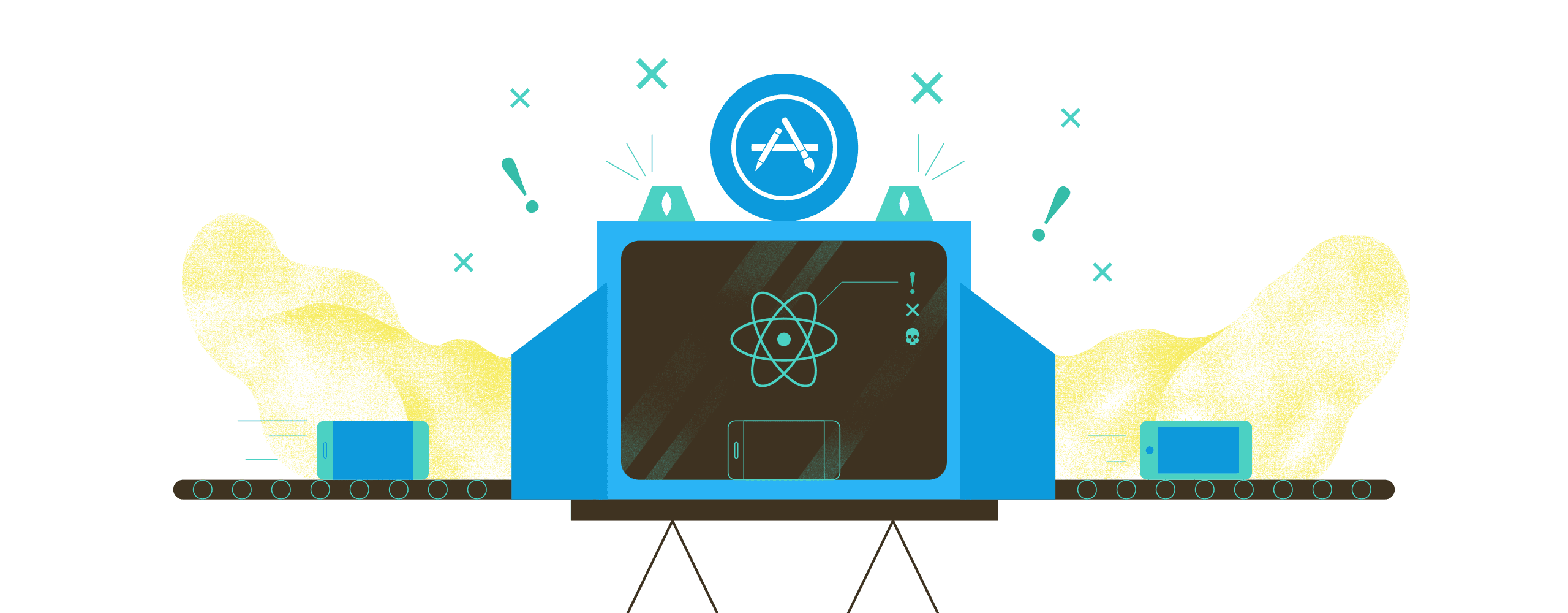 The reason why React Native apps may fail App Store review