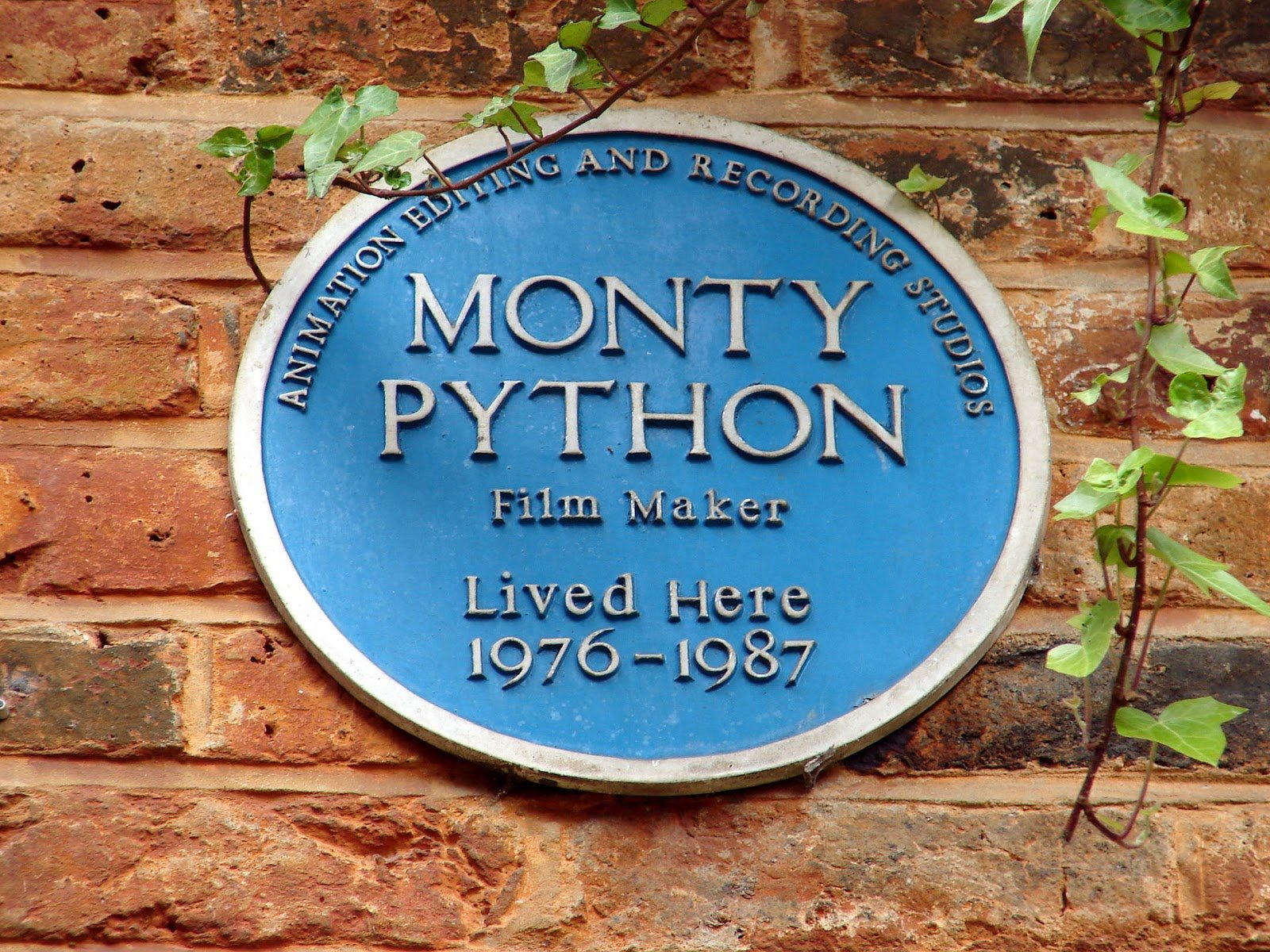 Monty Python logo