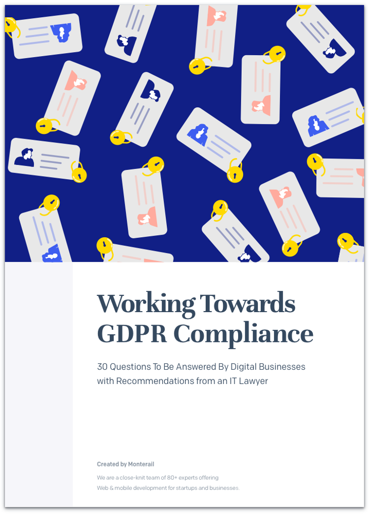 GDPR whitepaper cover
