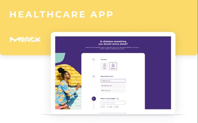 Merck Dora - healthcare app