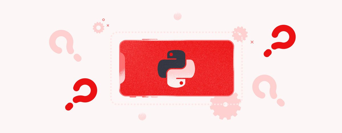 Python for mobile apps – is it a good choice?