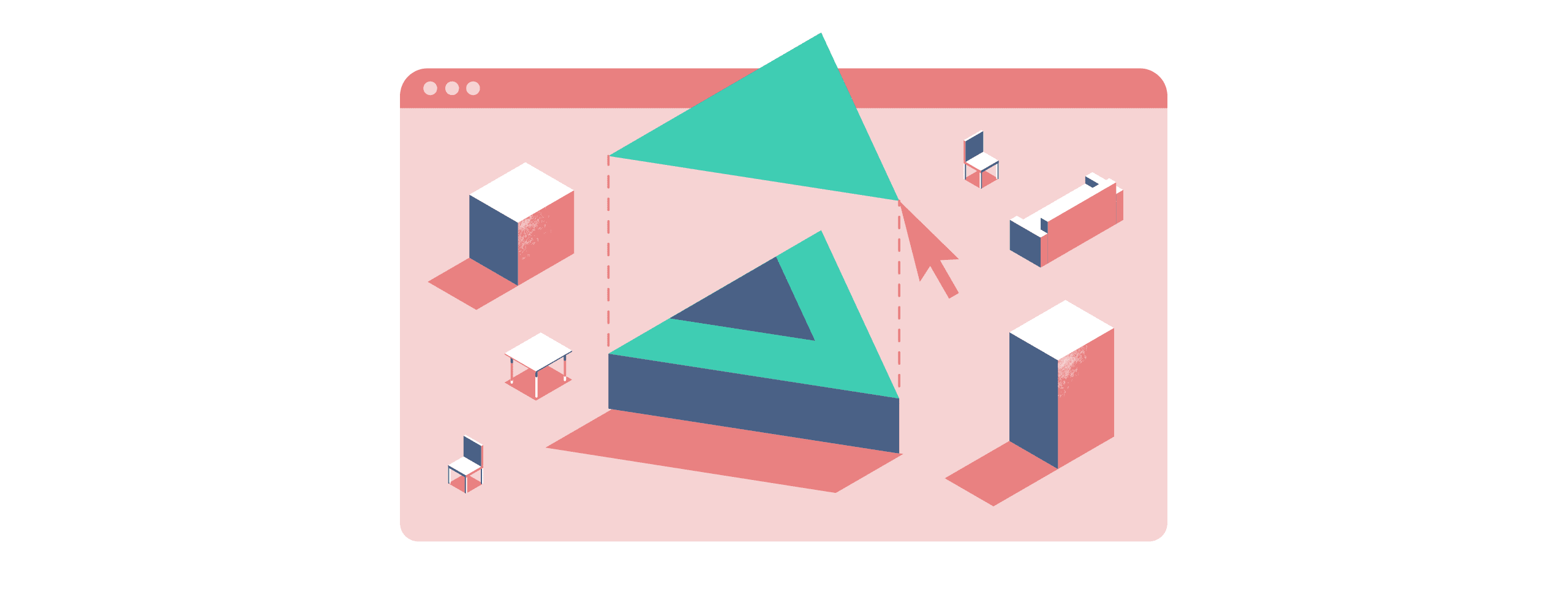 Building a 3D iDesigner with Vue js: Designing a Reactive Entity System